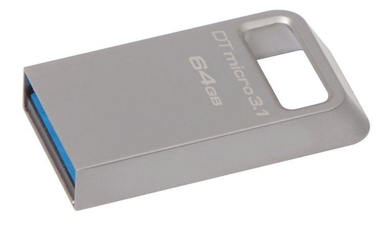 Kingston launches DataTraveler microDuo 3C USB Type-C pen drives; starting at Rs. 800