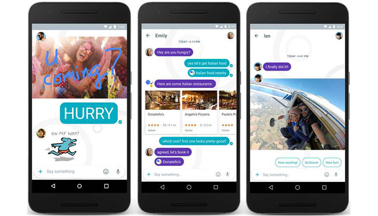 Google unveils Allo and Duo, the new messaging and video calling apps at Google I/O