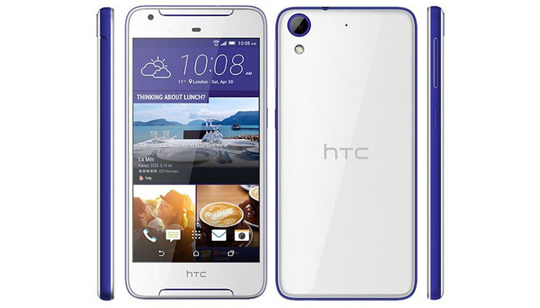 HTC Desire 628 with 3GB RAM and 13MP rear camera announced