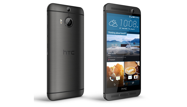 HTC announces One M9+ (Prime Camera Edition) at Rs. 23,990 ...