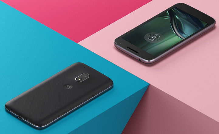 Moto G4 Play with 5-inch HD display, 8MP camera and Android 6.0 announced