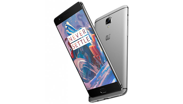 OnePlus 3 leaked in press images, reveals metal body and Type-C USB port