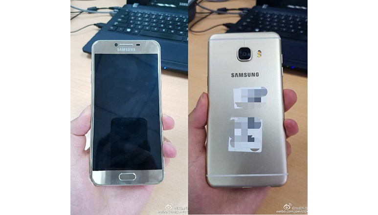 Samsung Galaxy C5 leaked in images, confirms metal body