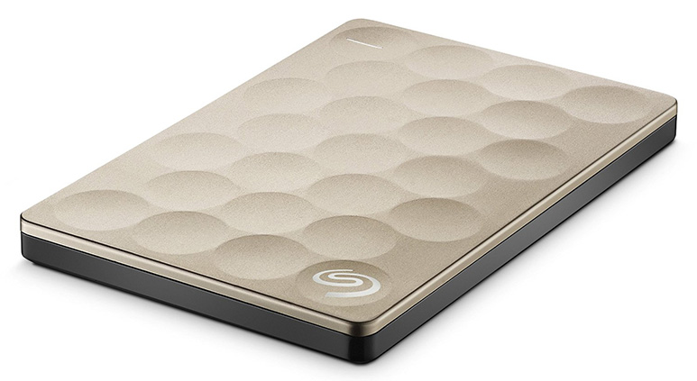 Seagate Backup Plus Ultra Slim portable HDD with thickness of 9.6mm launched in India