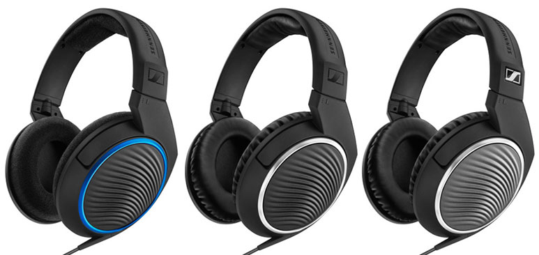 Sennheiser HD 400 series of headphones launched, price starting at Rs. 5,000