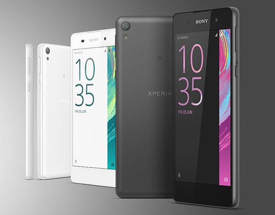 Sony Xperia E5 with 13MP camera, Android 6.0, and 4G LTE launched