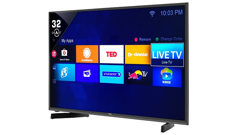 Vu launches four new Smart LED TVs with 32, 40, 50 and 55 inches screen starting at Rs. 18,990