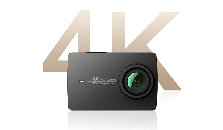 Xiaomi YI 4K action camera with 12 megapixel Sony sensor launched