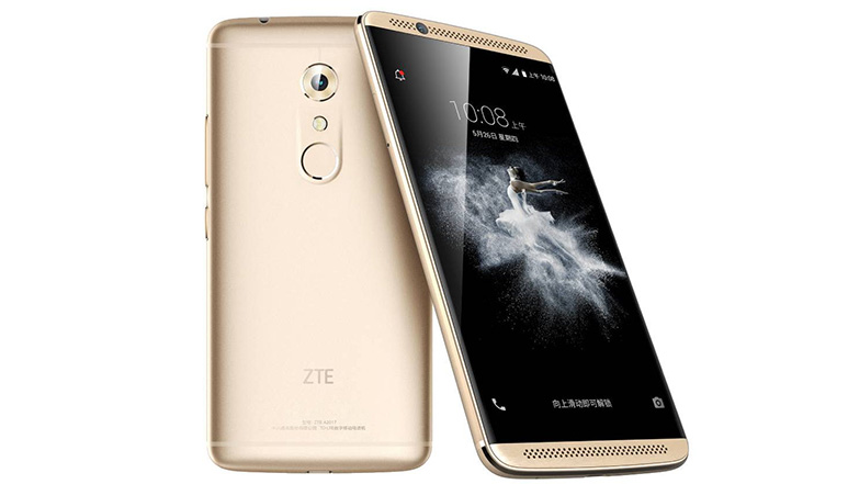 ZTE announces Axon 7 with 5.5-inch QHD display, 6GB RAM, and 20MP camera