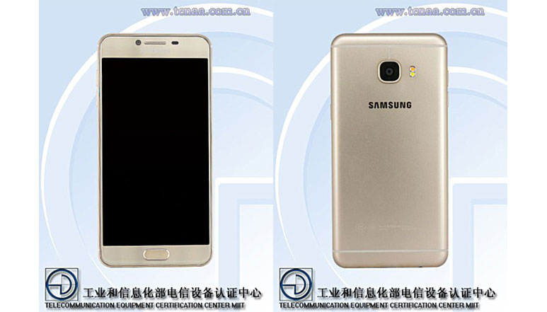 Samsung Galaxy C5 gets certified on Tenaa, Expected launch on May 26
