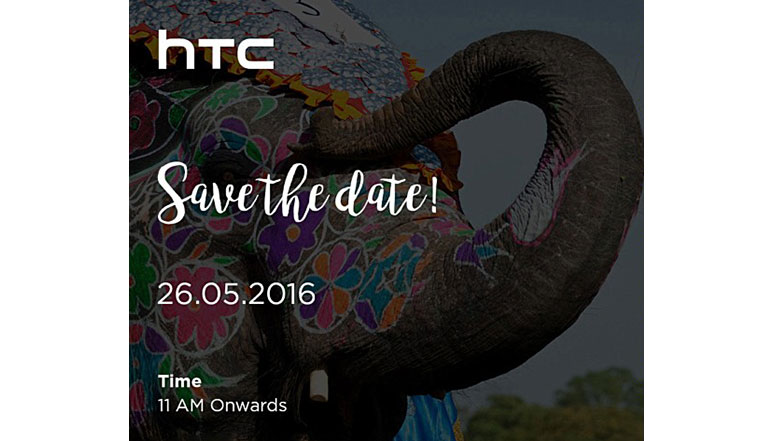 HTC 10 expected to be launched in India on May 26