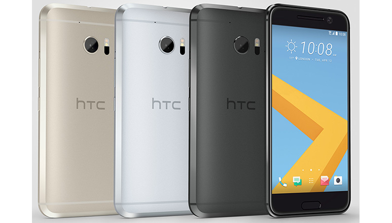 HTC 10 launched in India at Rs. 52,990; HTC 10 Lifestyle also unveiled