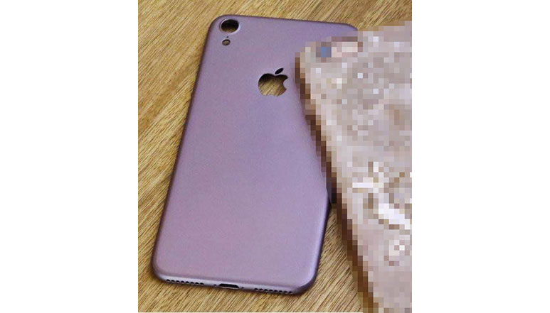 iPhone 7 leaked cases hints at four speaker grille, the 3.5mm jack is also absent