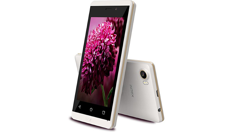Intex Aqua Joy with 4 inch screen, Android 5.1 listed online at Rs. 2,799