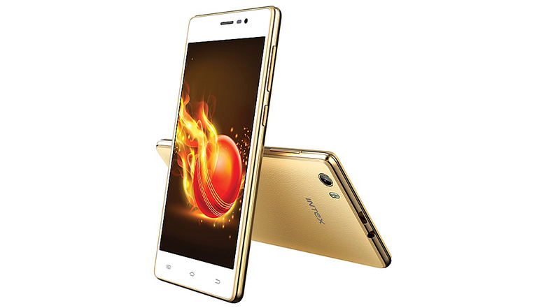 Intex Aqua Lions 3G with 5 inch display and 1GB RAM launched at Rs. 4,990