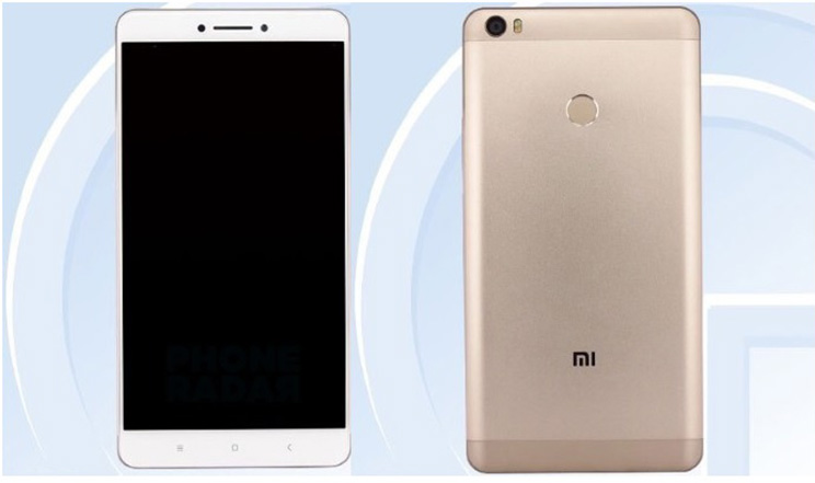 Xiaomi Mi Max with 6.44-inch FHD display spotted on Tenaa ahead of May 10 launch