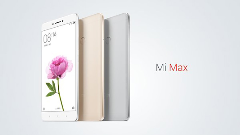 Xiaomi Mi Max with 6.44-inch display, Snapdragon 652 and 4GB RAM launched