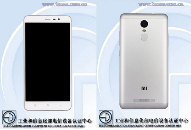 Xiaomi Redmi 3, Redmi Note 3 successors spotted on Tenaa