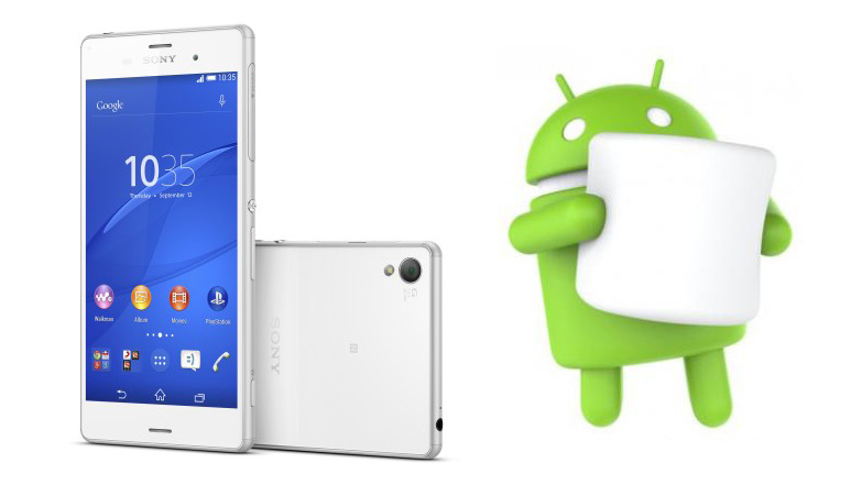 Sony Android 6.0.1 update