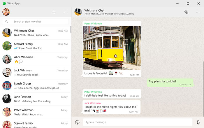 WhatsApp introduces Desktop Apps for Windows and Mac