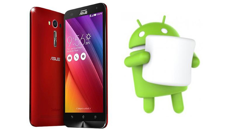Asus Zenfone 2 Laser starts receiving Android 6.0 update, Loses bunch of pre-loaded apps