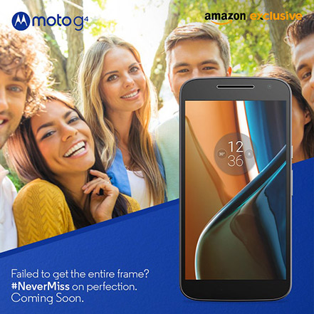 Moto G4 to go on sale from 22nd June in India