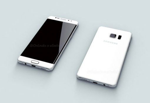 Samsung Galaxy Note 6/7 leaked in renders