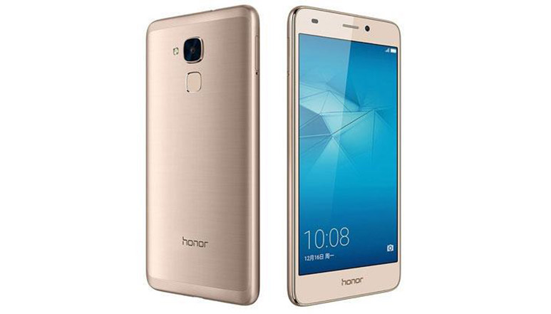 Huawei Honor 5C with Android 6.0, Fingerprint sensor and 4G VoLTE launched at Rs. 10,999