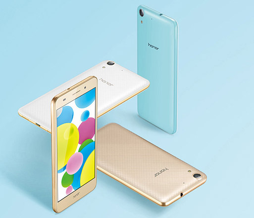 Huawei Honor 5A with Android 6.0 and 4G VoLTE announced
