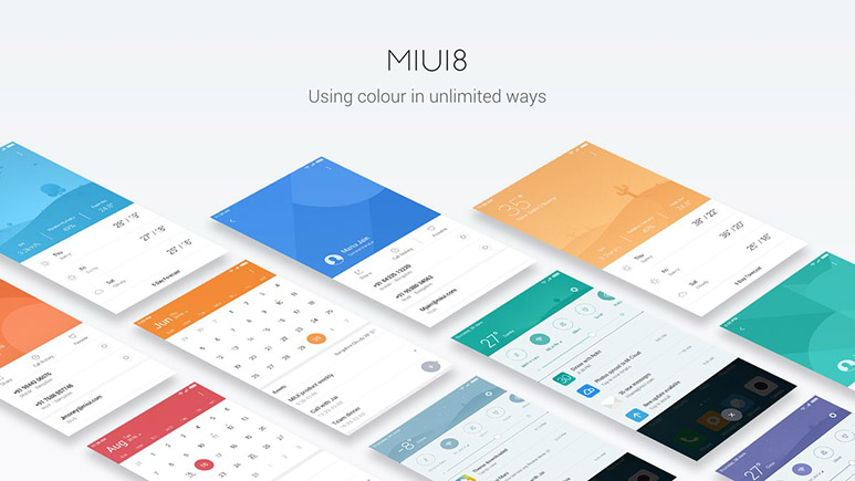 Xiaomi announces the MIUI 8 Global ROM with Second Space, Dual App feature and much more