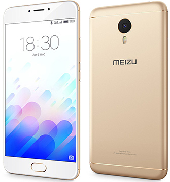 Meizu-M3-Note_3 - Best Android Phones under 10000 Rs