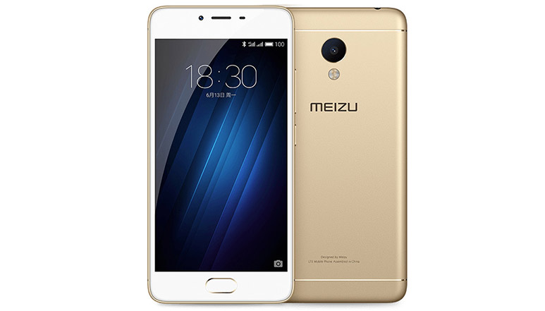 Meizu M3s with 5-inch HD display, 13MP rear camera and fingerprint sensor launched