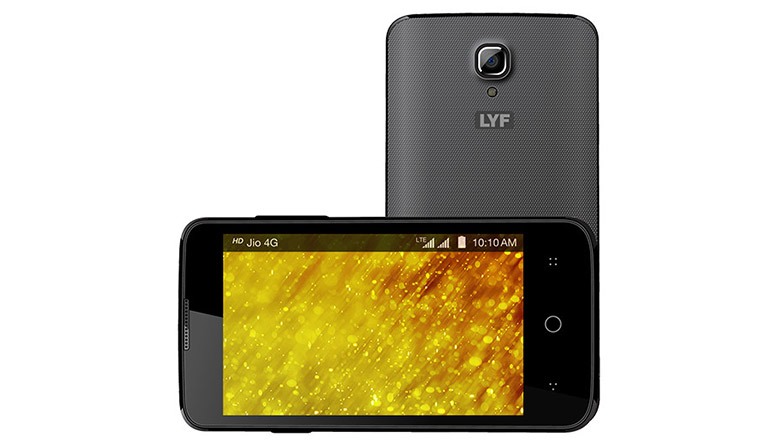 Reliance launches Lyf Flame 5 with 5MP rear camera and 4G VoLTE at Rs. 3,999