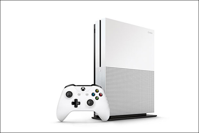 Microsoft launches Xbox One S, price starts at $299