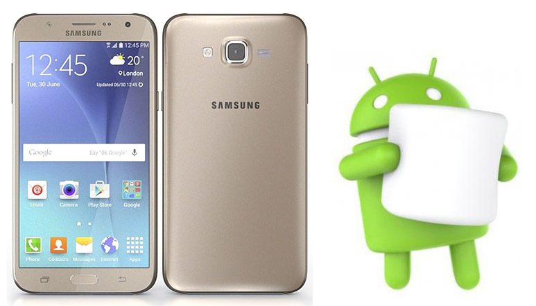 Samsung Galaxy J5 gets Android 6.0.1 Marshmallow update in India