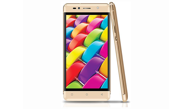 Intex Aqua Shine 4G with 2GB RAM and 4G VoLTE support announced at Rs. 7,699