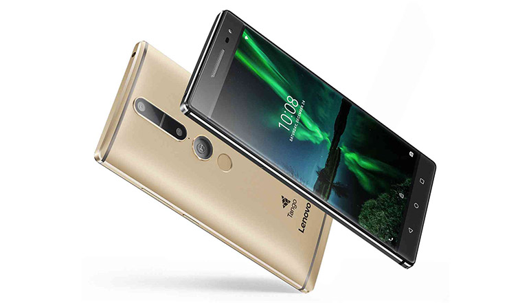 Lenovo launches PHAB 2, PHAB 2 Plus and PHAB 2 Pro 'Tango' smartphone