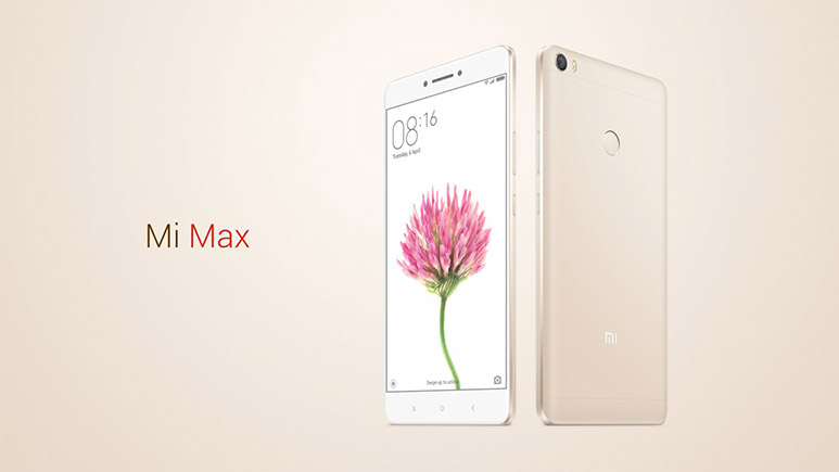 Xiaomi launches Mi Max with 6.44-inch FHD display and 4850mAh battery in India, starts at Rs. 14,999