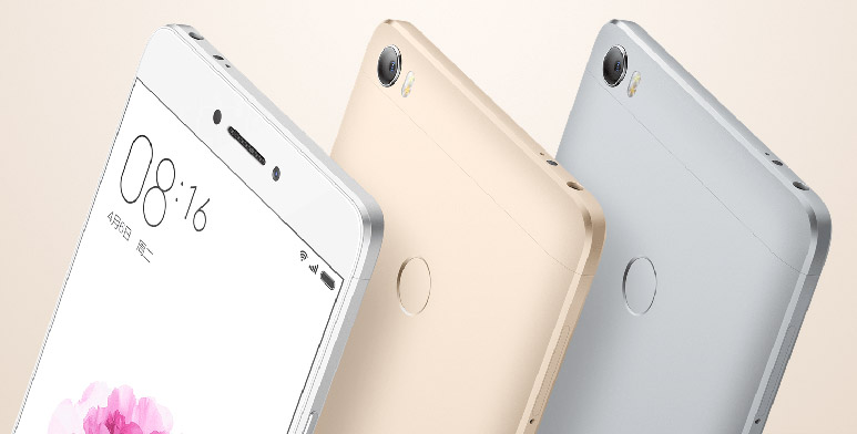 Xiaomi to launch Mi Max on 30th June in India, MIUI 8 also expected