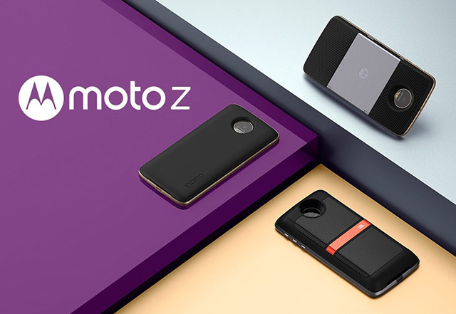 Motorola's Moto Z and Moto Z Force with Snapdragon 820 SoC and modular 'Moto Mods' accessories announced