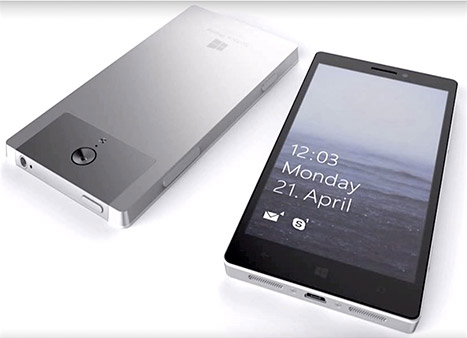 surface_phone - Upcoming Smartphones in second half of 2016