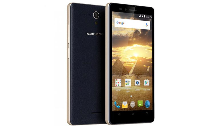 Karbonn Aura Power with 4000mAh battery and 4G VoLTE launched at Rs. 5,990