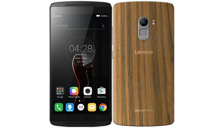 Lenovo launches Vibe K4 Note Wooden Edition in India at Rs. 11,499