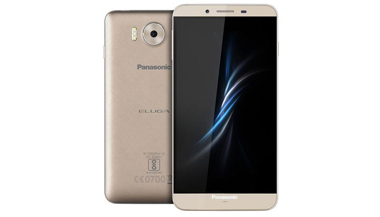 Panasonic Eluga Note with 5.5-inch FHD display, 3GB RAM and 4G VoLTE launched at Rs. 13,290