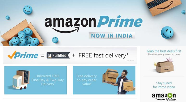 Amazon Prime launched in India: Everything You need to know