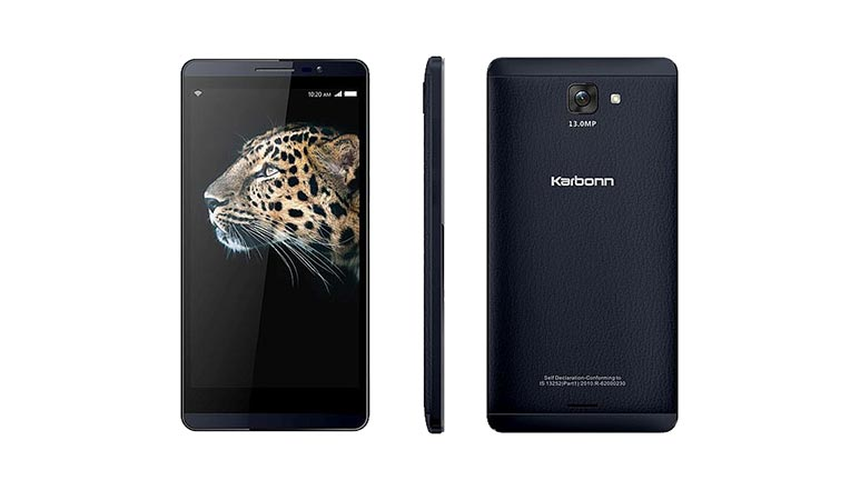 Karbonn Quattro L55 HD with 5.5inch HD display and 4G VoLTE announced