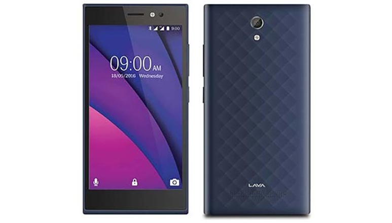 Lava X38 with Android 6.0 and 4000mAh battery launched at Rs. 6,599