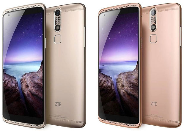 ZTE Blade V6 and Axon Mini launched at Rs. 9,999 and Rs. 23,599