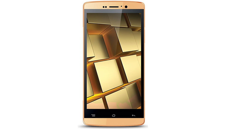 iBall Andi F2F 5.5U with 5.5inch HD display, 8MP rear camera and 4G LTE launched at Rs. 6,679