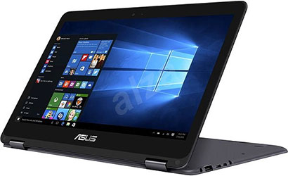 Asus ZenBook Flip UX360CA (TouchScreen) - best laptops under 60000